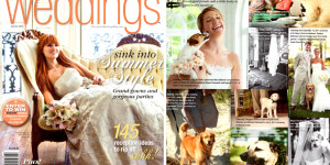 Published: Charleston Weddings Magazine